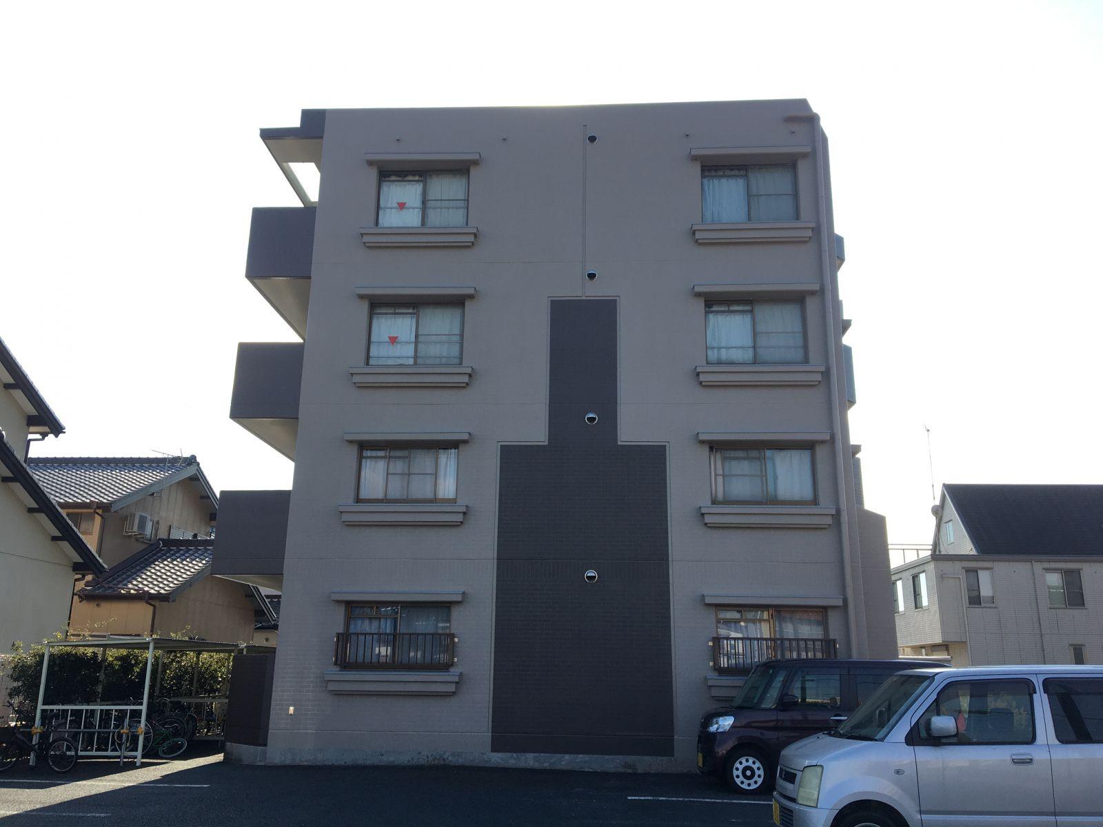 豊川市 屋上防水・外壁塗装工事